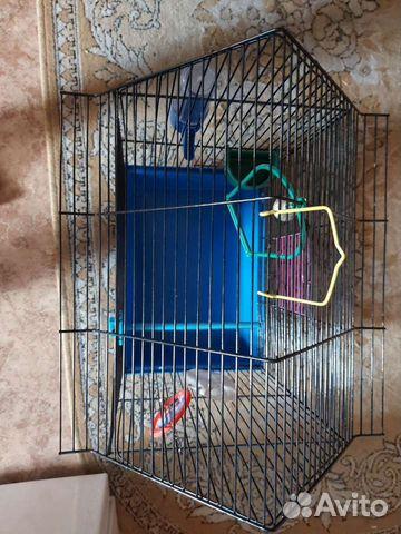 Клетка для попугая  купить 2
