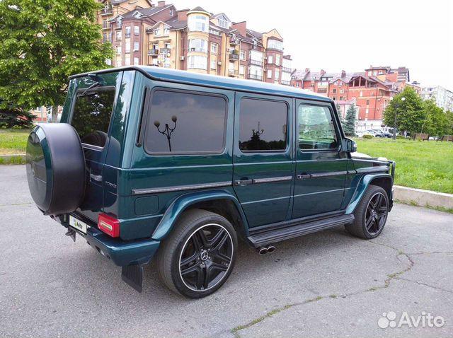 Mercedes-Benz G-класс, 2003  89280729001 купить 4