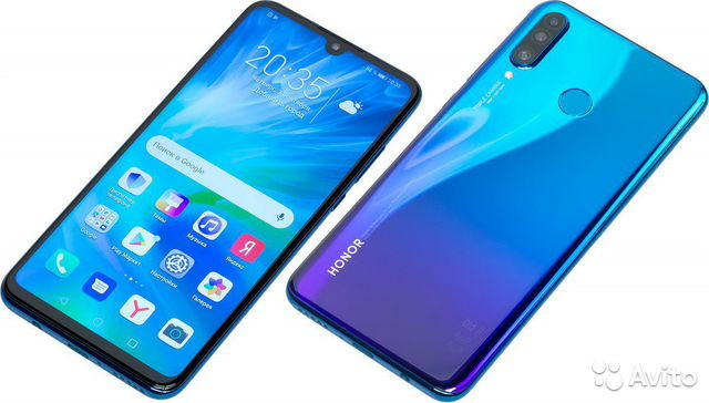 Honor 20S 128Gb Blue