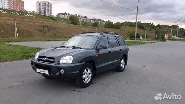 Hyundai Santa Fe, 2008  89063816458 купить 1