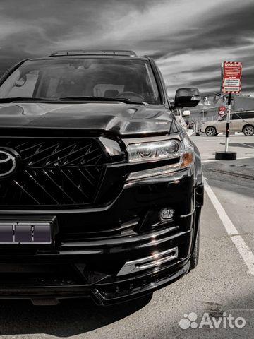 Toyota Land Cruiser, 2016  89147502534 купить 6