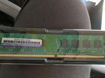 Оперативная память DDR2 800 2GB