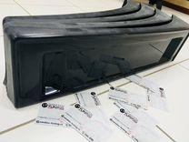 Рамка для номера боковая Evo стиль Эво Подиум — Запчасти и аксессуары в Саратове
