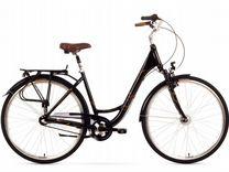 28'' Romet ART.deco 3 Nexus велосипед 3-скор алюм