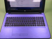 Ноутбук HP 15-ac Celeron N3050 1600 MHz/Intel GMA