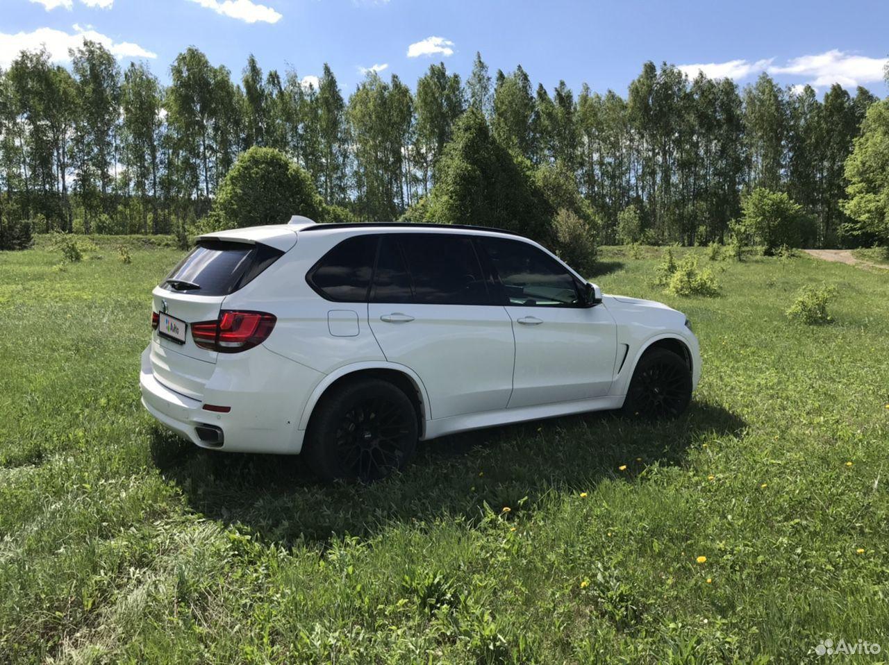 BMW X5, 2018  89656354821 buy 6