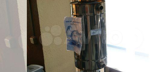 Теплообменник для бани в самаре Кожухотрубный испаритель WTK TCE 583 Электросталь