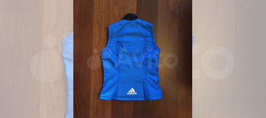 bd352dd1 Женская жилетка безрукавка adidas Сборной России купить в Москве на Avito —  Объявления на сайте Авито