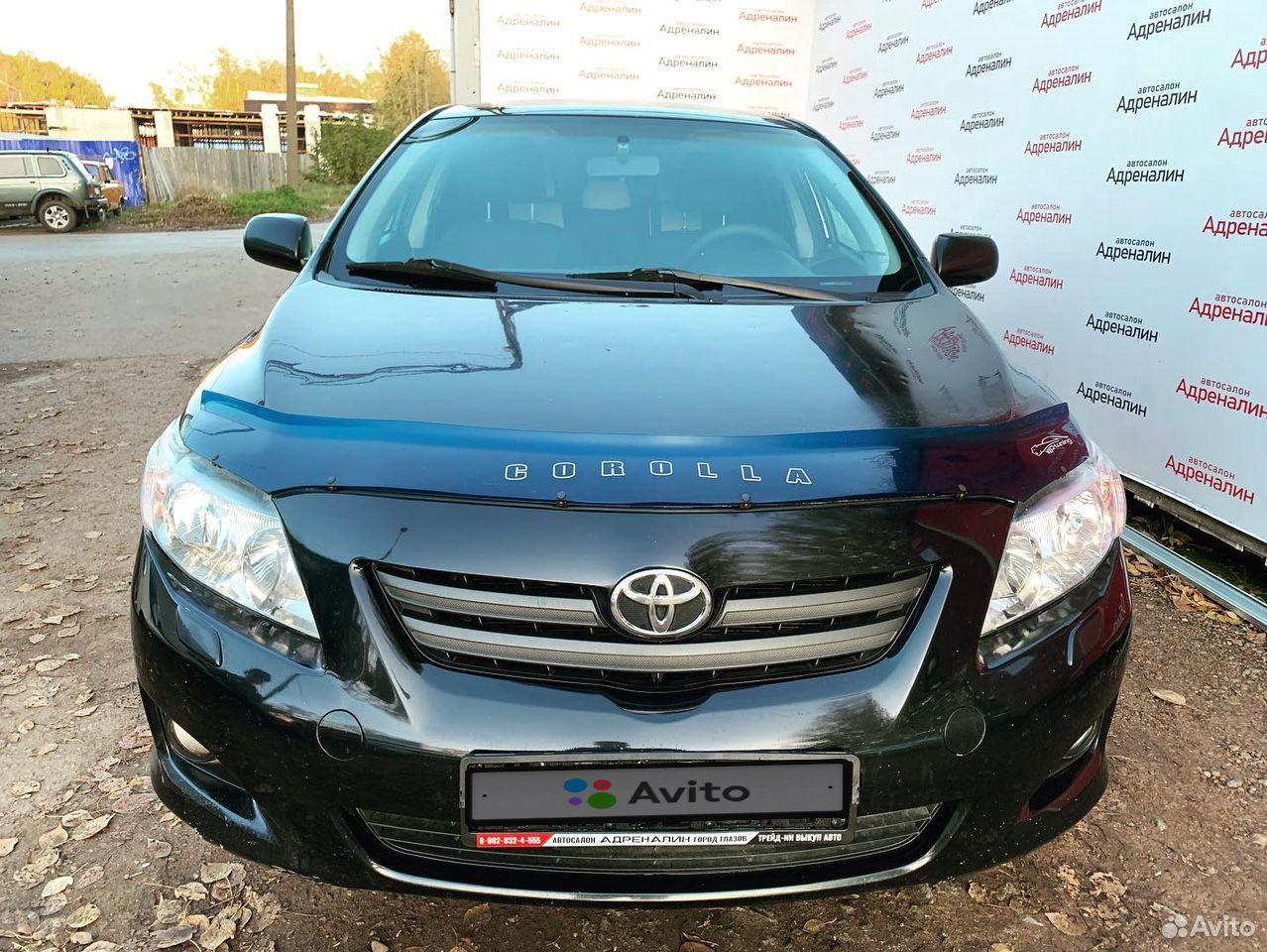 Toyota Corolla, 2007  89128513523 купить 5