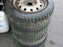 Зимние колеса логан 175 65 14