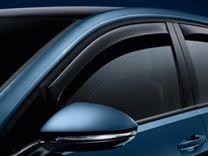 Дефлекторы на VW Golf V
