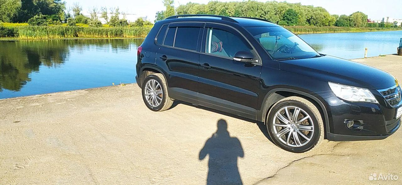 Volkswagen Tiguan, 2008  89097954103 купить 8
