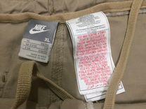 Фирменные брюки Nike