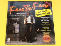 Frank Duval - Face To Face 1982 K-Tel Germany / LP