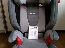 Автокресло Recaro Monza Seatfix (15-36кг),гр.III