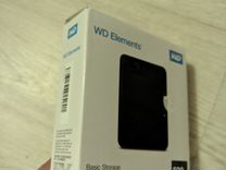 Жесткий диск WD Portable 500 GB+кейс