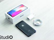 iPhone X 64GB/256GB в рассрочку без процентов