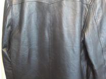 Новая мужская кожаная куртка Helium