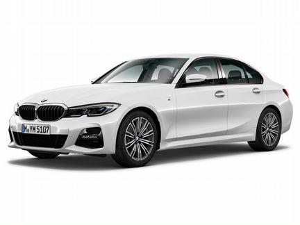 Новый BMW 3 серия, 2021, цена от 3437500 руб.