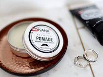 Isana men premium помада для усов и бороды