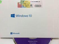 Windows 10 Pro 2шт