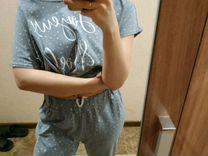 Домашняя одежда, пижама из хлопка