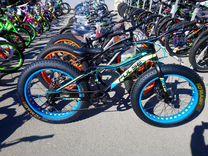 Велосипед фэт
