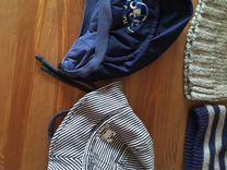 Детские шапки пакетом