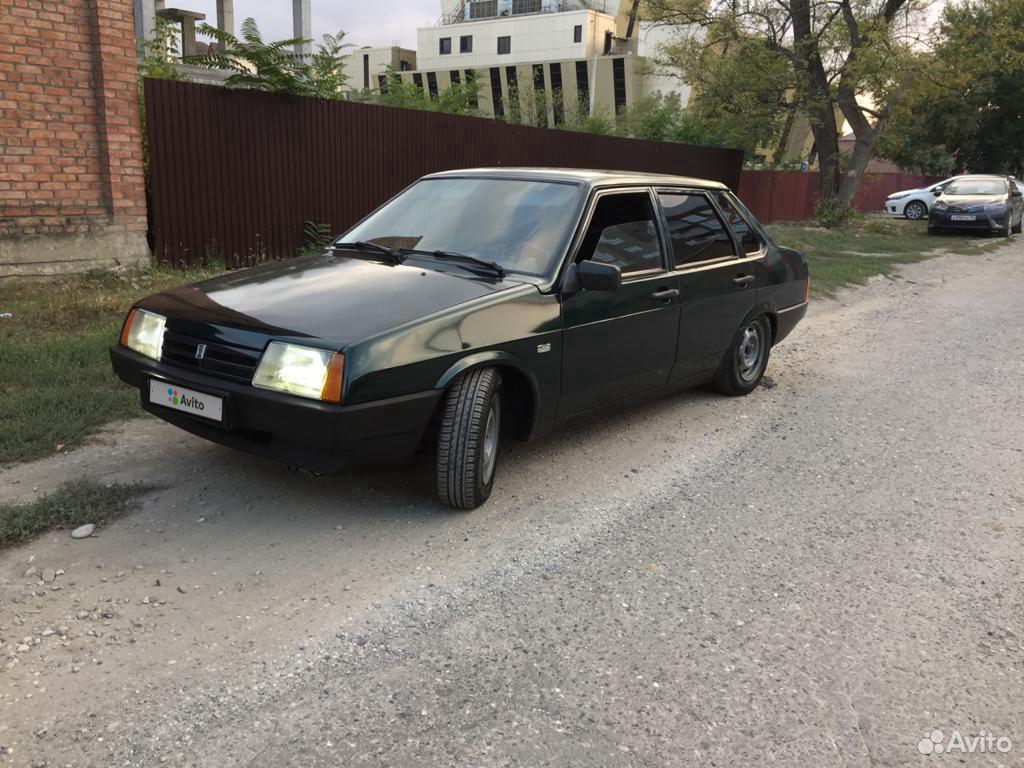 VAZ-21099, 2000  89659549184 köp 1
