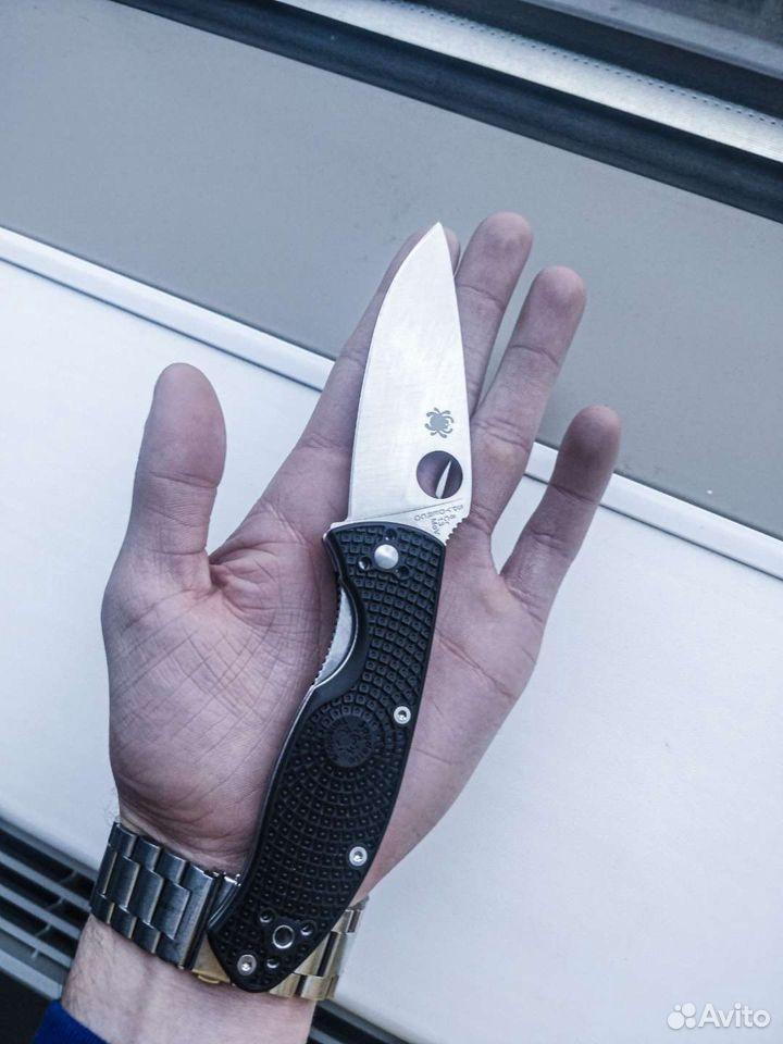 Новый Spyderco Tenacious  89771451178 купить 5