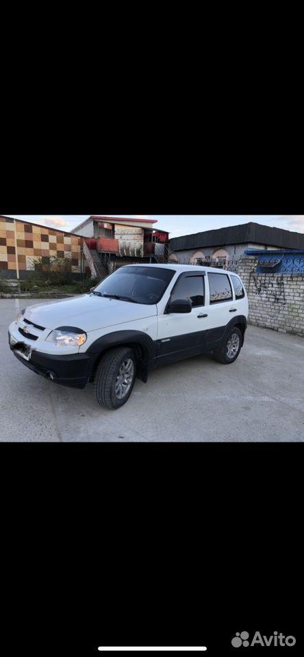 Chevrolet Niva, 2014  89098851603 купить 1