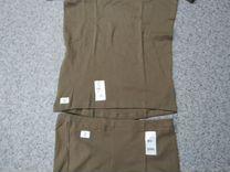 Белье мужское армейское: трусы, футболка. Хлопок