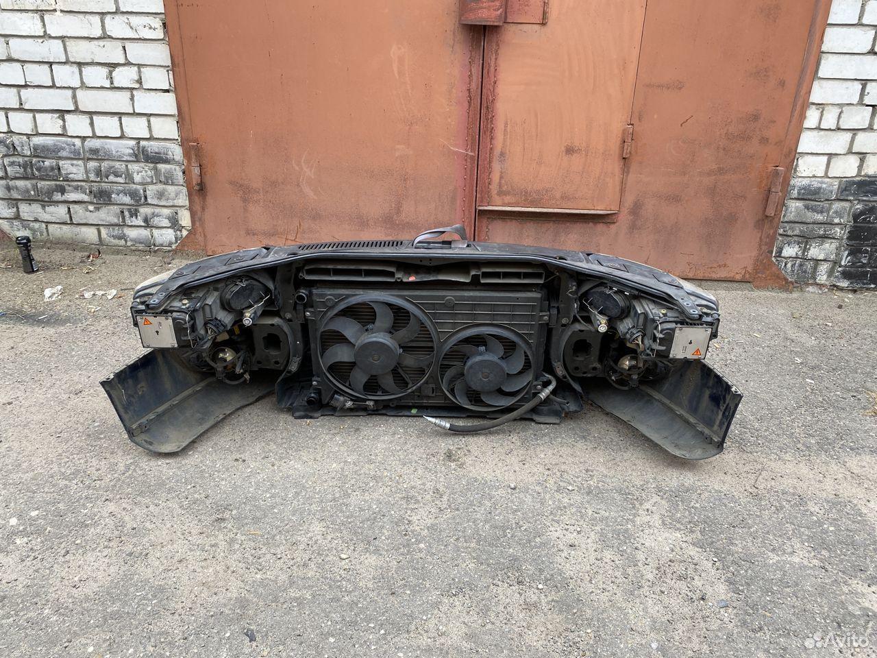 Ноускат Volkswagen Passat B6 №2  89534684247 купить 5