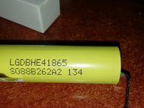 Аккумулятор 18650 LiitoKala 2500 mAh