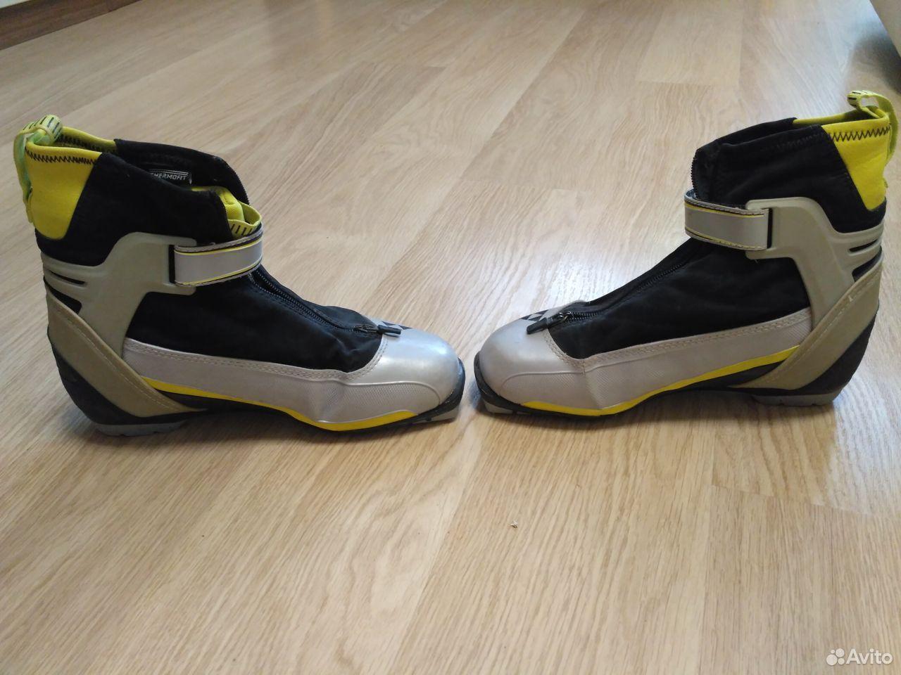 Лыжные ботинки Fischer XC Control  89021999711 купить 3