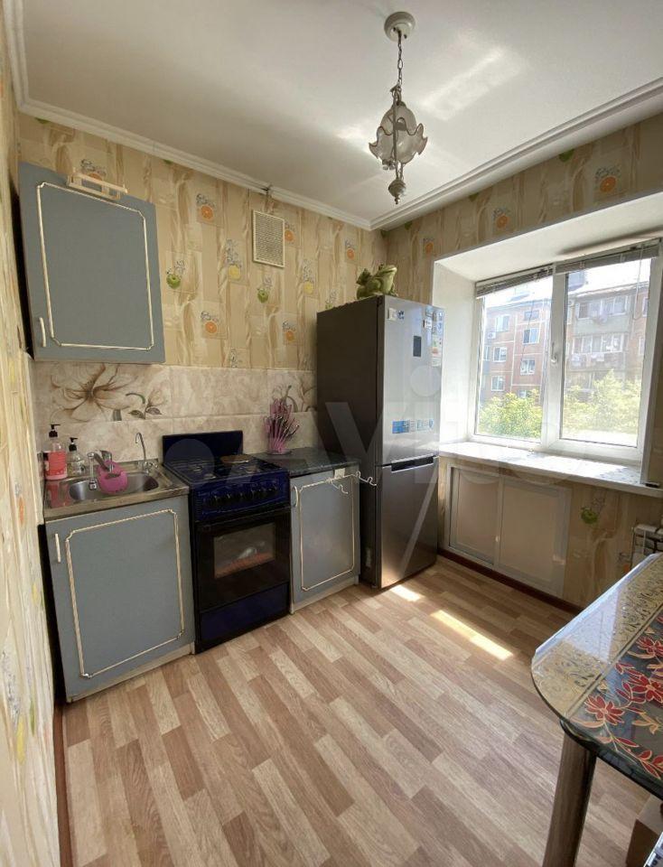 3-room apartment, 56.5 m2, 4/5 floor.