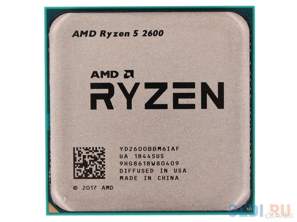 Процессор Ryzen 5 2600