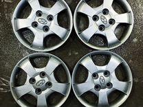 Оригинальные колпаки R13 Hyundai Accent