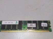Оперативная память ддр 1гб