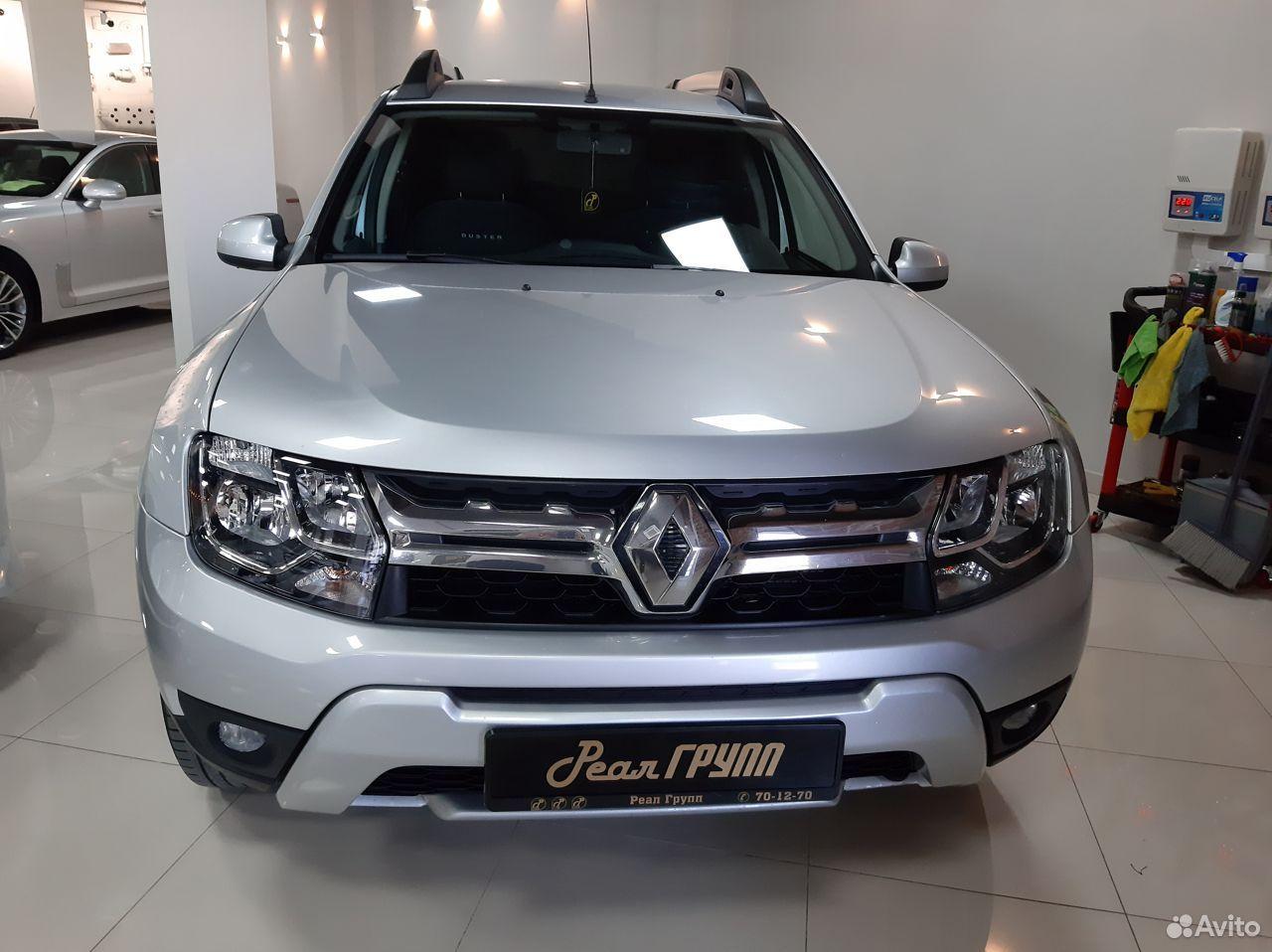 Renault Duster, 2018