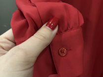 Новое платье Michael kors красное