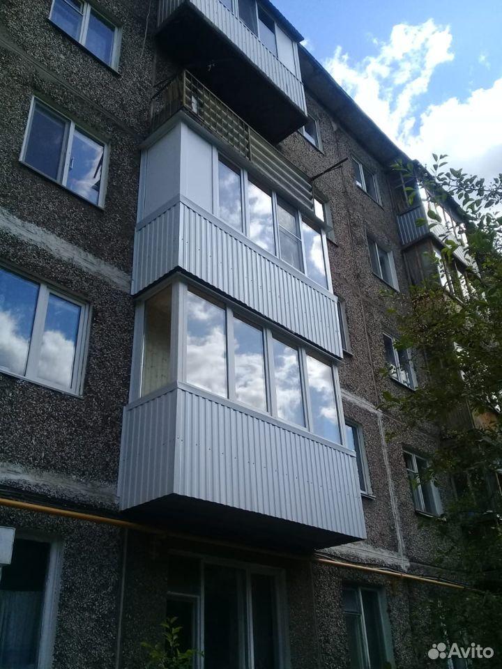 Остекление балконов и лоджий  89174095022 купить 7