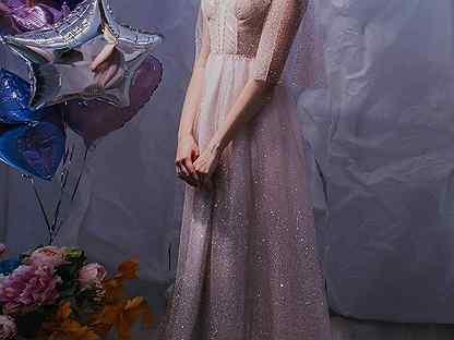 Платье на выпускной/свадьбу/новый год/фотосессию