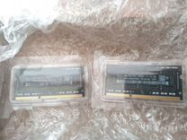 SO-dimm: DDR3, 2 гб, 1600 мгц, PC12800 (2 шт) — Товары для компьютера в Кемерово