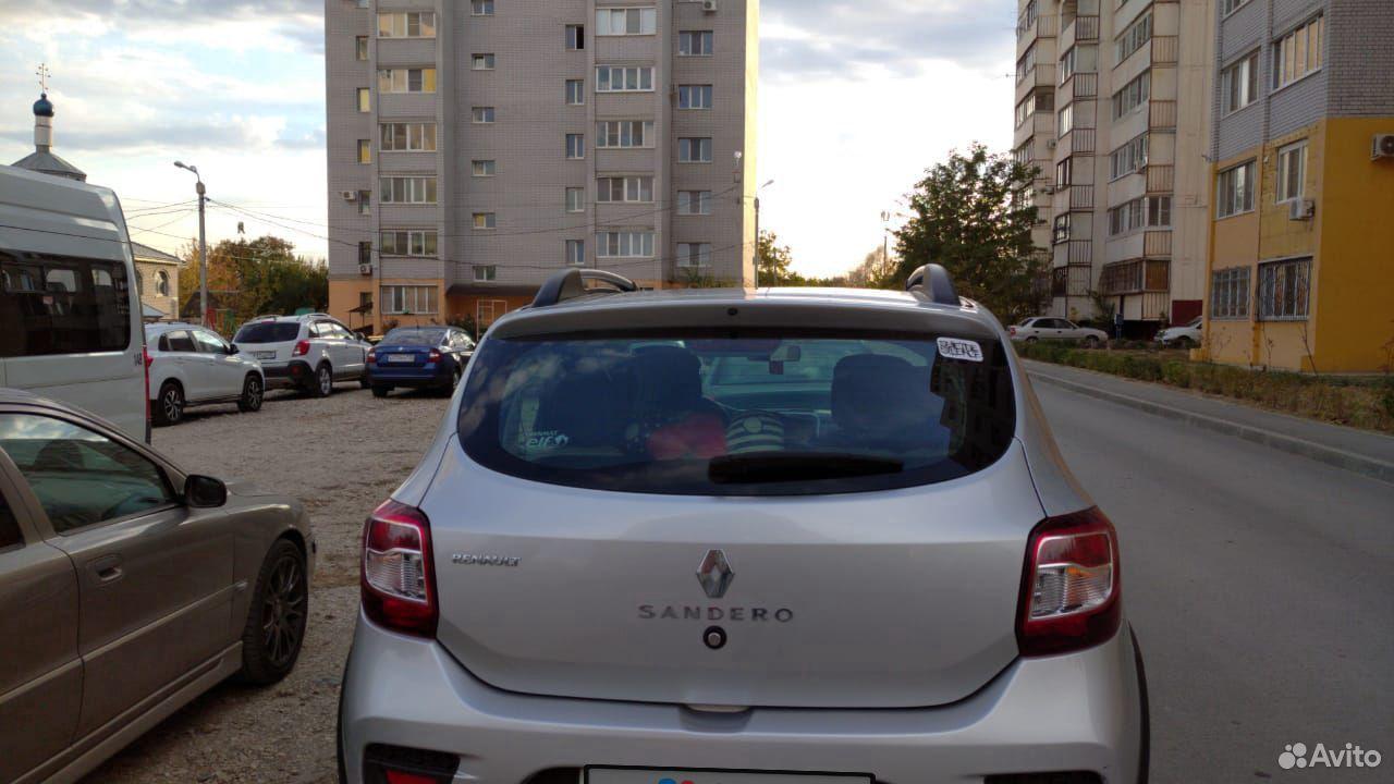 Renault Sandero Stepway, 2017  89093913715 купить 2