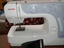 Продам швейную машину janome