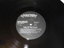 "Master, ""Talk of the devil"", Moroz records"