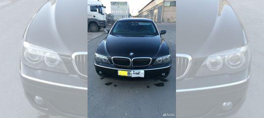 BMW 7 серия 2005 купить в Москве на Avito — ОбъявРения на сайте Авито