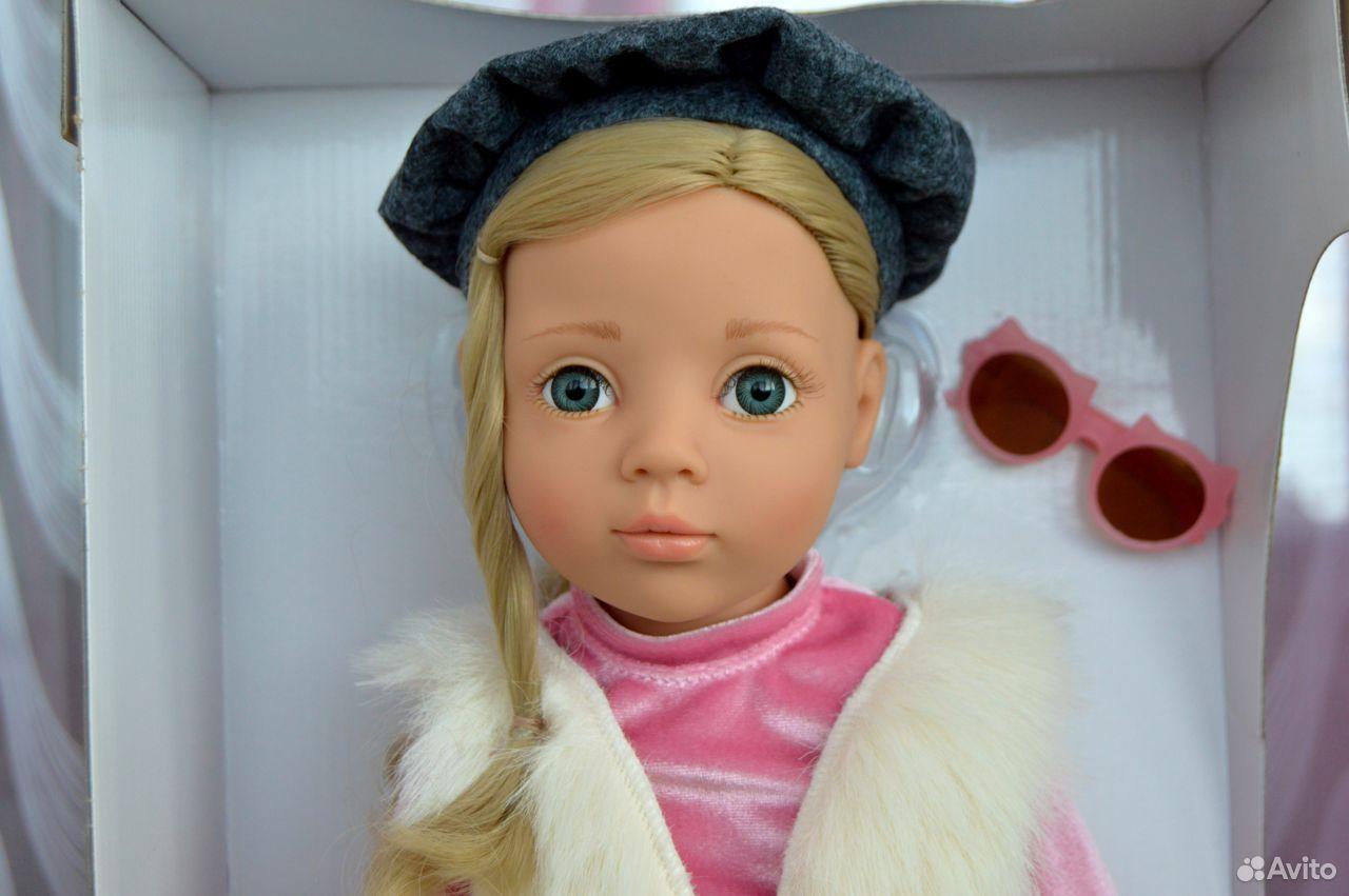 Кукла Лина от Gotz (Готц), 2018 года нюд  89063072268 купить 2