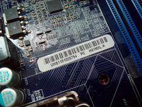 Новая материнская плата 1155 Foxconn h61mxl-k